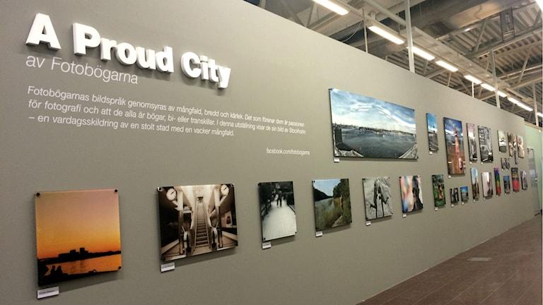 Utställningen A Proud City