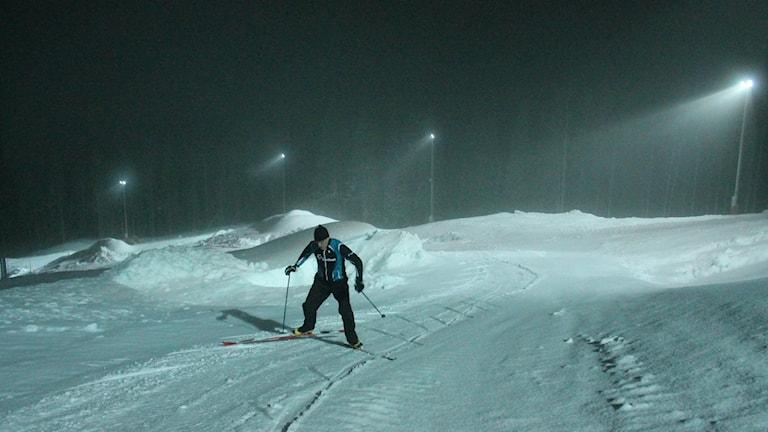 Peter Lodén, Tour de Ski, Ladängen, skidbacke, längdskidor