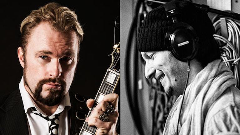 Montage: Micke Mojo Nilsson + Michael Michailoff. Foto: Sverker Berggren/Hans Lindén.