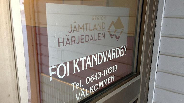 Folktandvården, Myrviken, Jämtland, Berg