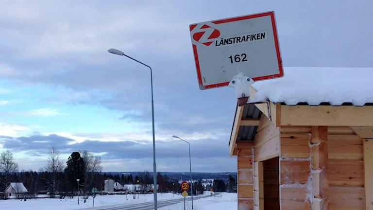 Länstrafiken, Jämtland, buss, resenär, kollektivtrafik, glesbygd