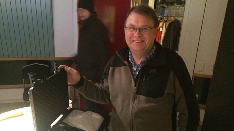 Lars Sundh har sett digitaliseringen av biografer på nära håll.