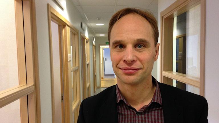 Björn Rentzhog, koncernchef, Persson Invest