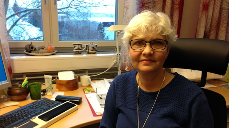Marika Sahlin, områdeschef försörjningsstöd, Socialförvaltningen, Östersund