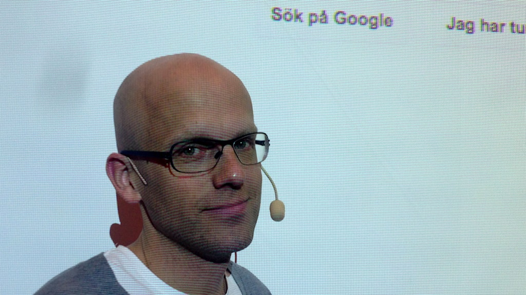 Anderas Ekström, journalist, Sydsvenskan, Google
