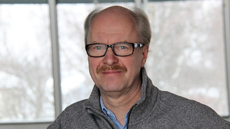 Håkan Lindqvist. Foto: Janne Mårdberg/Sveriges Radio.