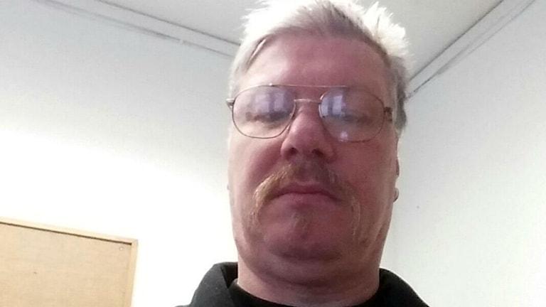 Hans Gustafsson, försörjningsstöd, hemlös, arbetslös