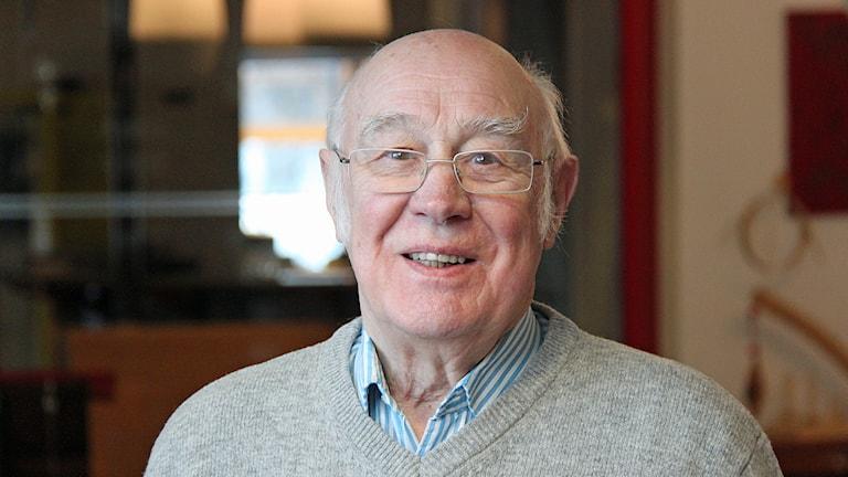 Curt Lofterud. Foto: Janne Mårdberg/Sveriges Radio.