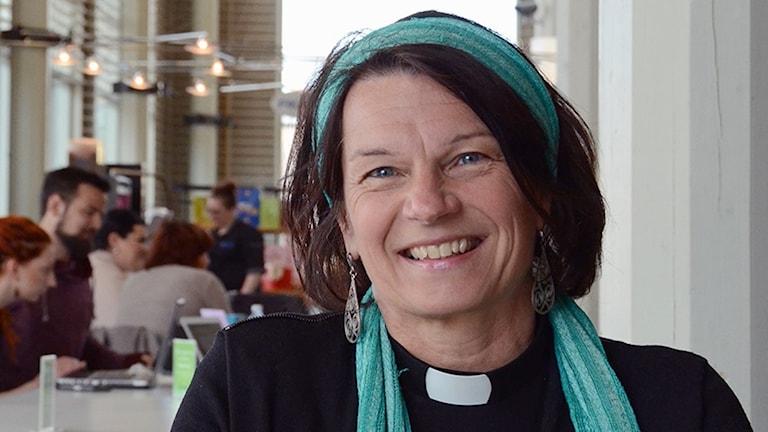 Kvinnlig präst