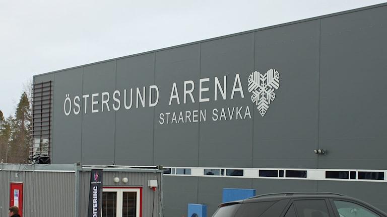 Östersunds Arena. Foto: Agneta Nilsson SR