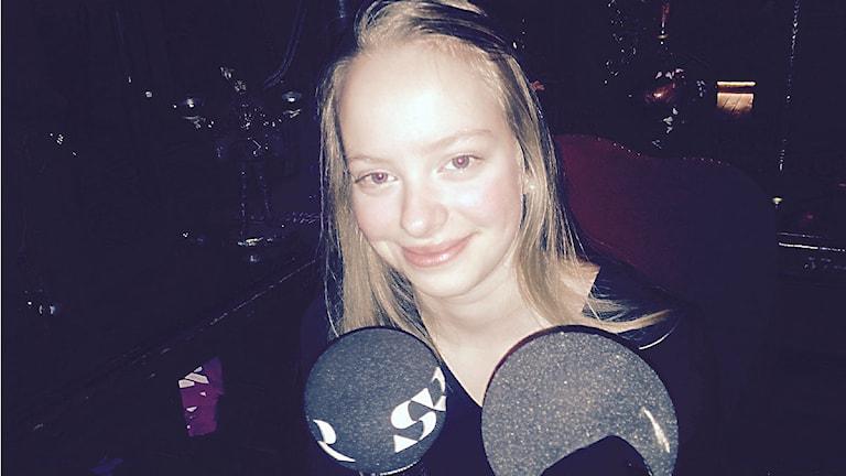 P4 Jämtlands ungdomskorre Ebba Sunnergren Eurenius ,