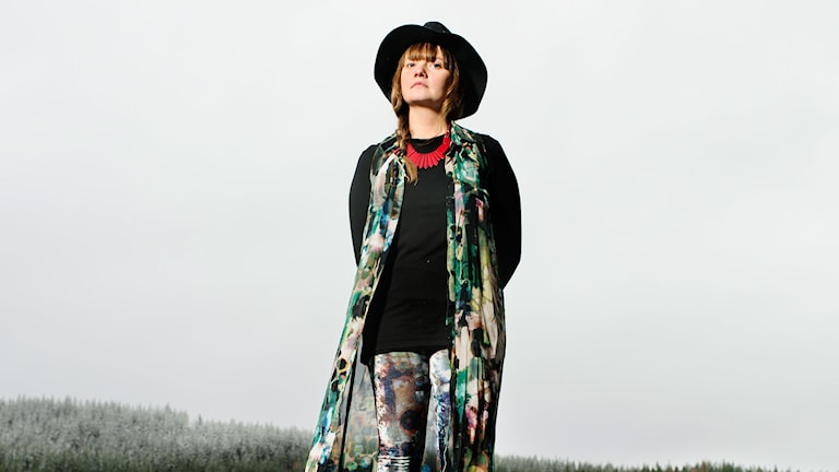 Ellen Sundberg. Pressfoto.