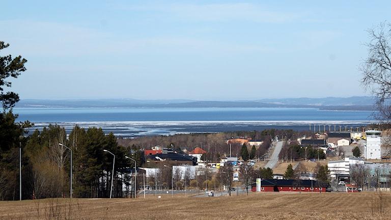 Över tusen bostäder, skola och parker planeras på Frösö Park.