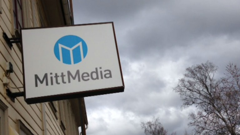 Mittmedia, Östersund, Schibsted