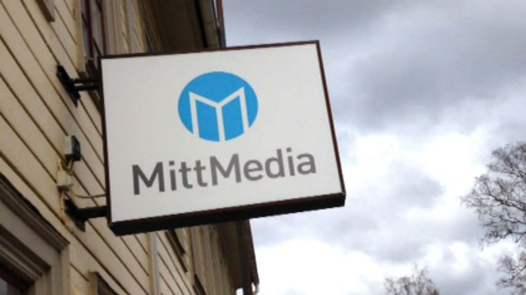 Mittmedia, Schibsted, Östersund, koncern