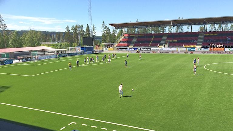 Östersunds DFF, ÖDFF, förlorade mot Hovås Billdal med 1-0. Foto: Filip Gustafsson Högman