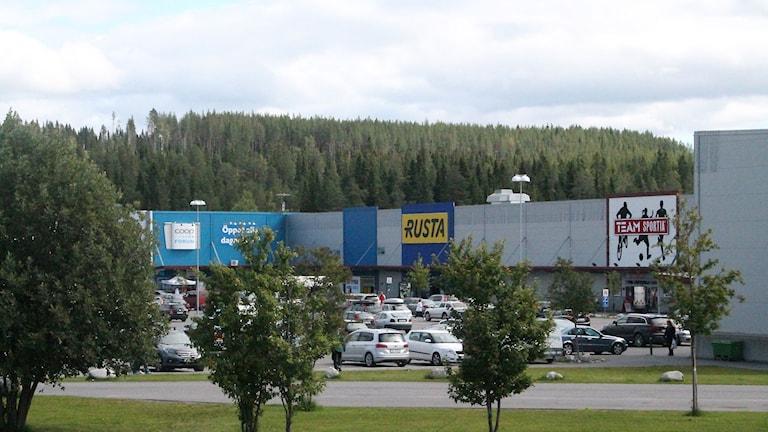 Lillänge i Östersund. Foto: Marcus Frånberg/Sveriges radio.
