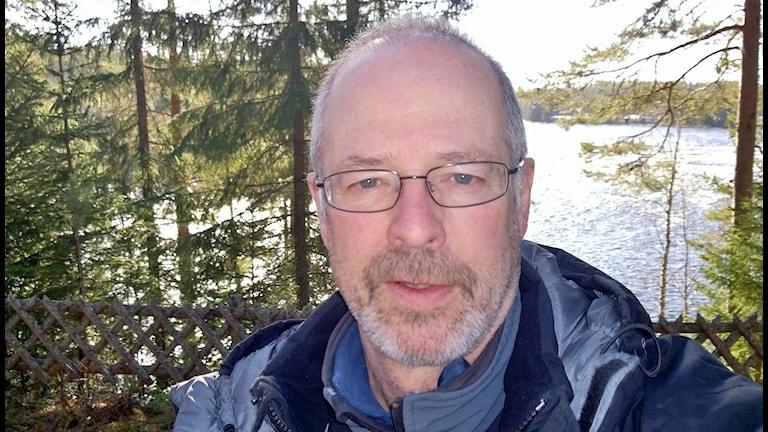 Lasse Landin, Kanslichef ÖFK Foto:Privat