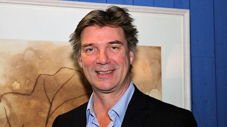 Henrik Zipsane, Jamtlichef Foto: Anneli Johansson/Sveriges radio
