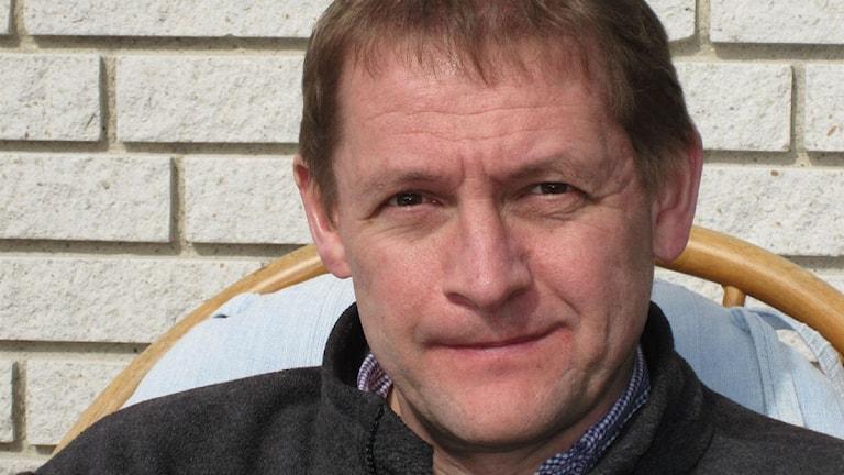 Rickard Bjerselius, toxikolog vid Livsmedelsverket. Foto: Livsmedelsverket
