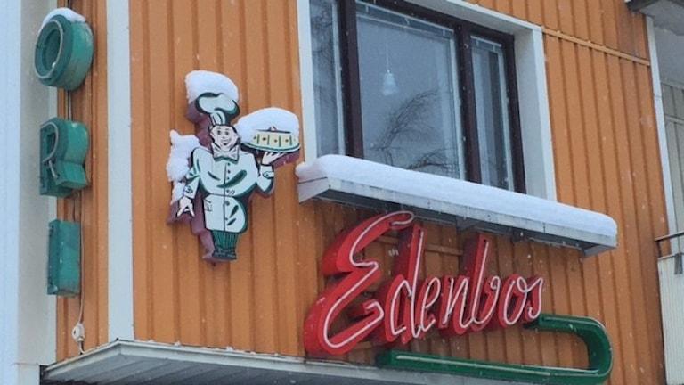 Edenbos, konditori, konkurs, Östersund