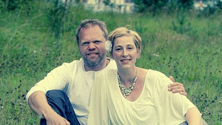 Suzanne Michelle och Anders Kronlund