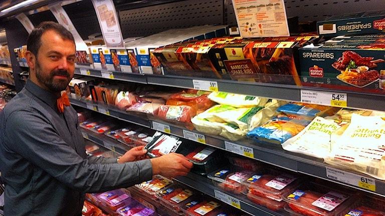 Kötthandlare är chockade över köttfusket.