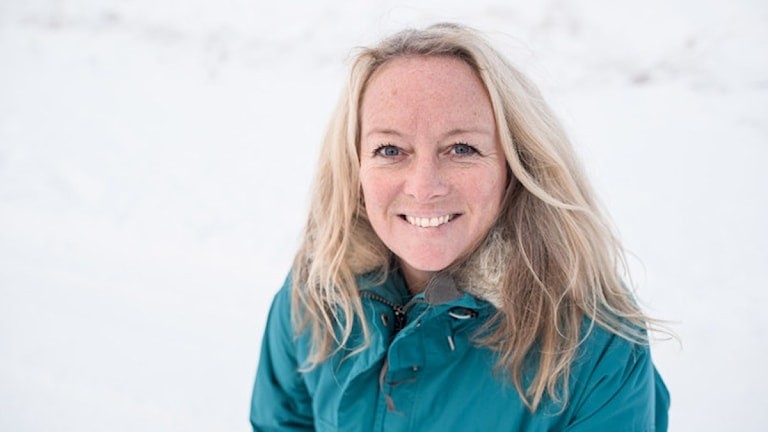Anette Tandberg, vd Destination Östersund. Foto: Tomas Tandberg (Privat)