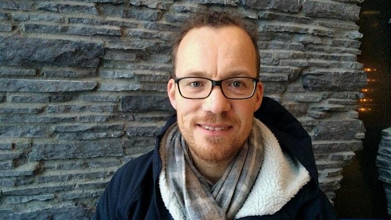 Läkaren Mattias Schindele.