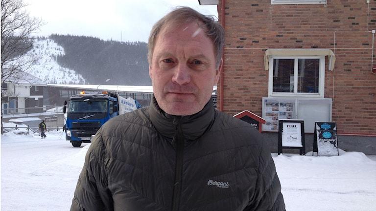Jan Loberg, fastighetsmäklare i Åre.