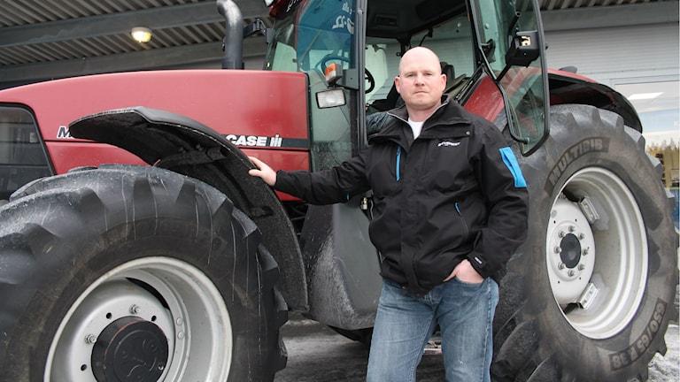bondeprotest bonde traktor