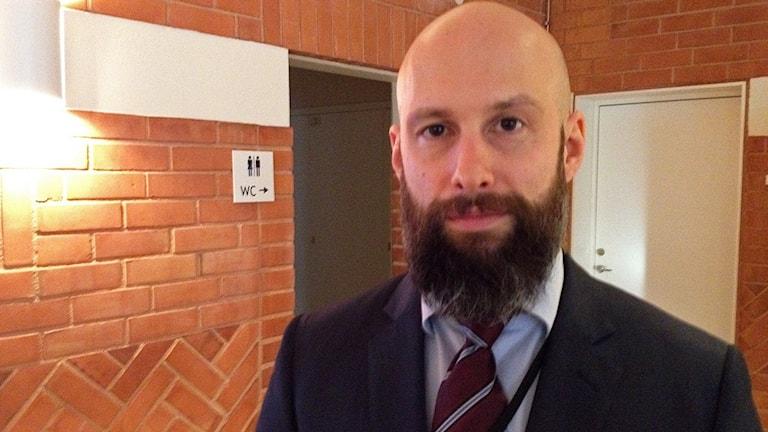 Emil Westlin, åklagare (porträtt)