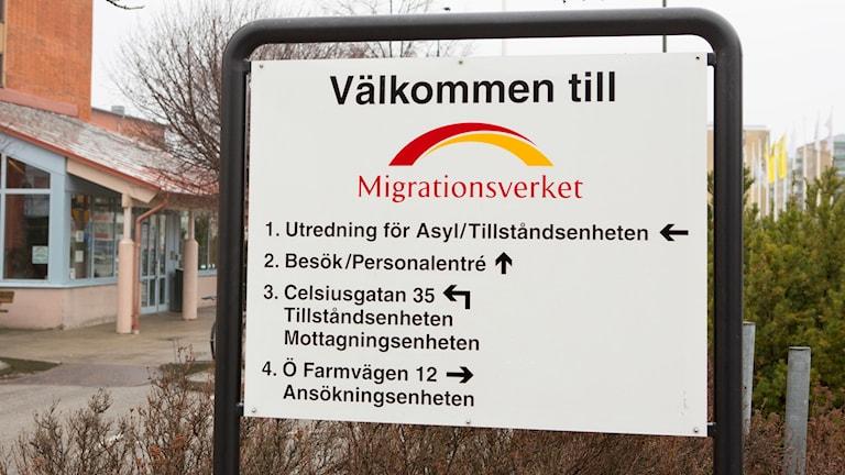 Migrationsverket (skylt)