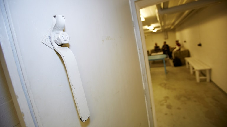Interiör asylboende (Grytan, Östersund)