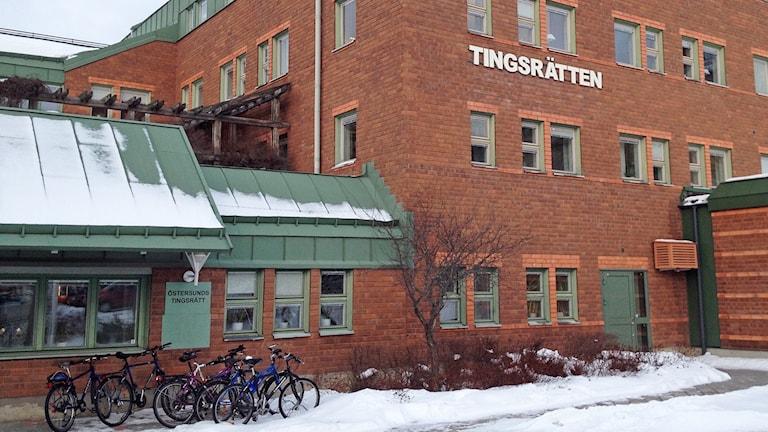 Östersunds tingsrätt (exteriör)