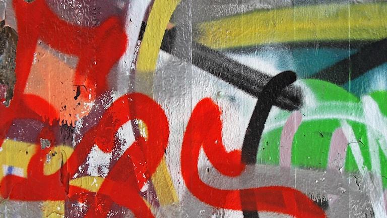Graffiti - klotter