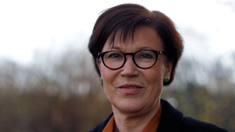Pia Williams, professor vid Göteborgs universitet.