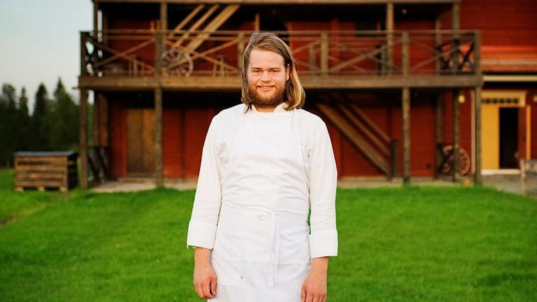 Magnus Nilsson - kock Fäviken Magasinet
