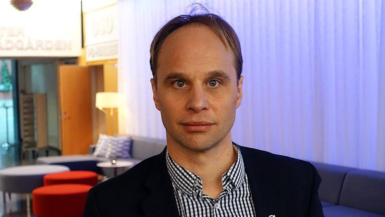 Björn Rentzhog - VD och koncernchef Persson Invest.