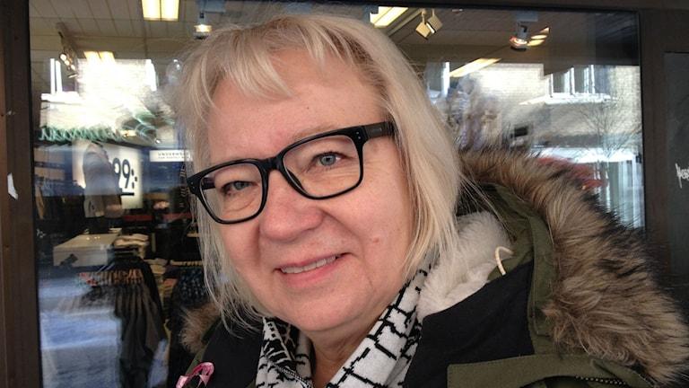 Karin Mårtenson.