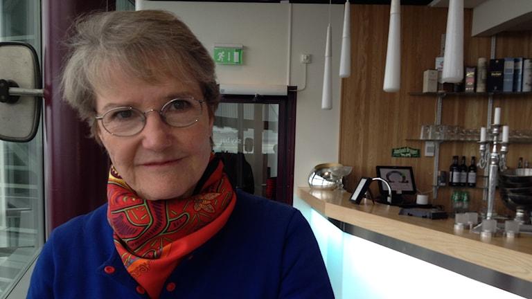 Framtidsminister Kristina Persson (s)