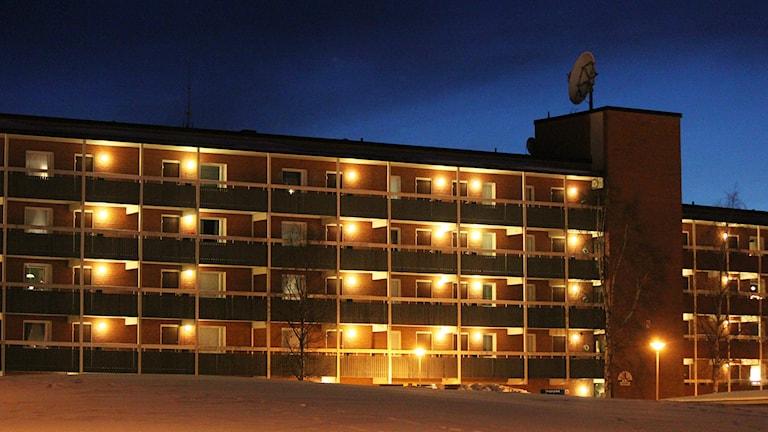 Lugnvik bostadsområde Östersund