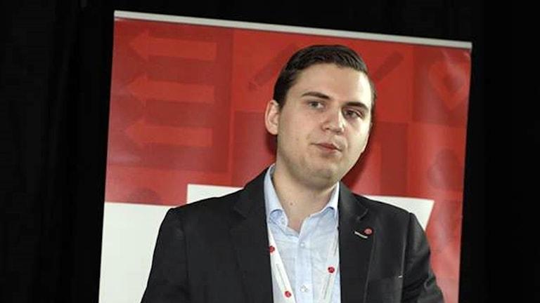 Niklas Rhodin.