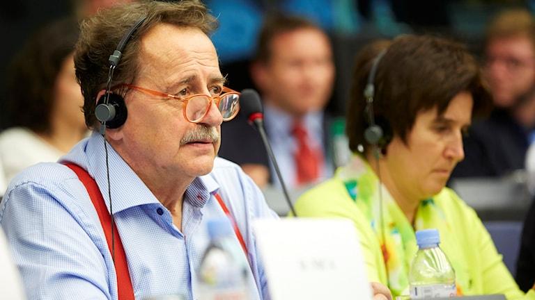 Jens Nilsson, EU-parlamentariker från Östersund