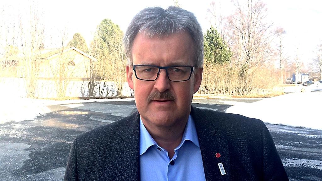 Bengt Bergqvist (S) politiker i Region Jämtland Härjedalen.