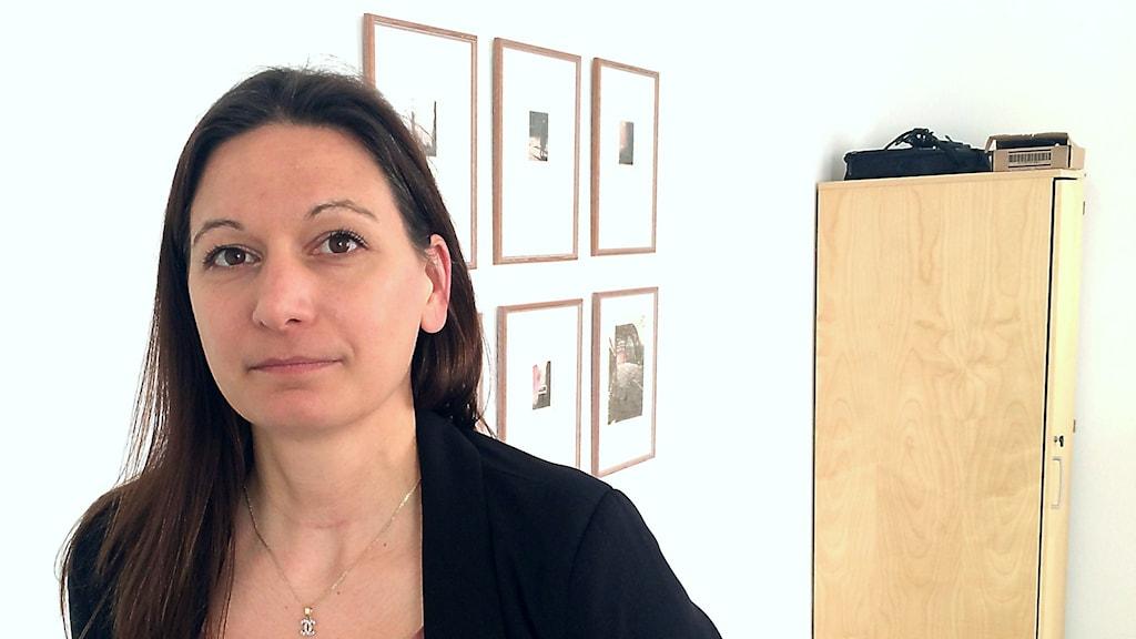 Anna Granevärn primärvårdschef Region Jämtland Härjedalen