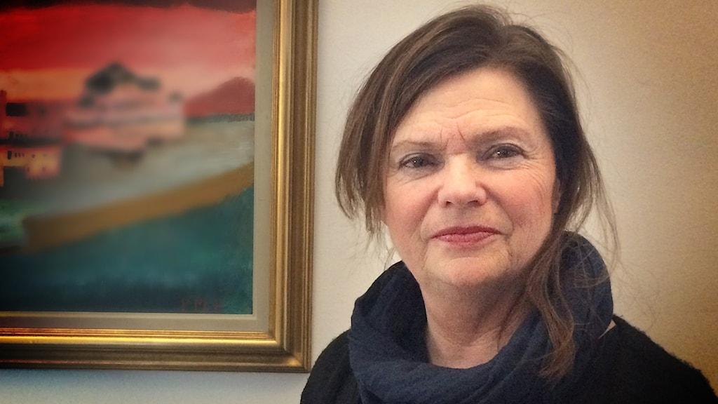Ingrid Printz, områdeschef för Länskulturen