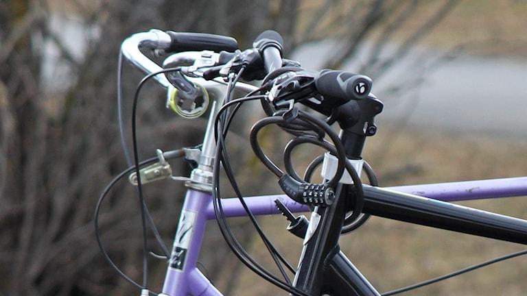 Cykelstyren