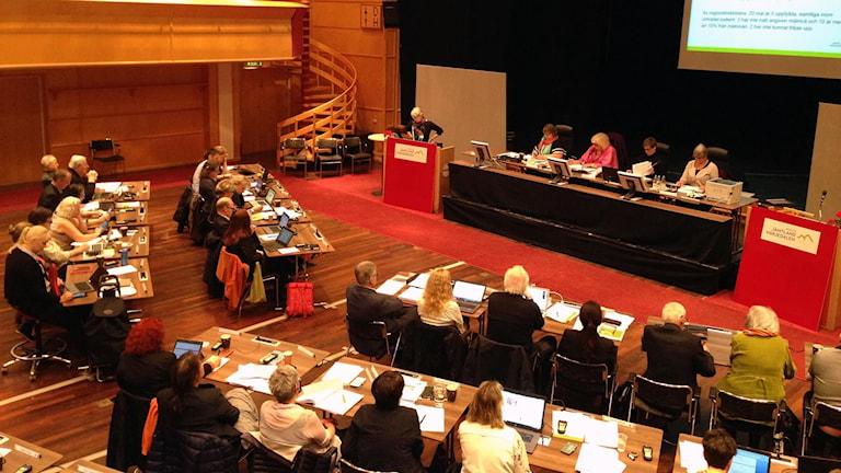 Regionfullmäktige i Östersund