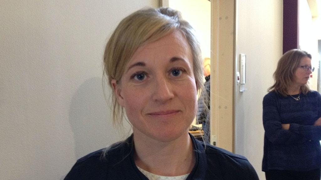 Johanna Thomsten, universitetslektor i psykologi.